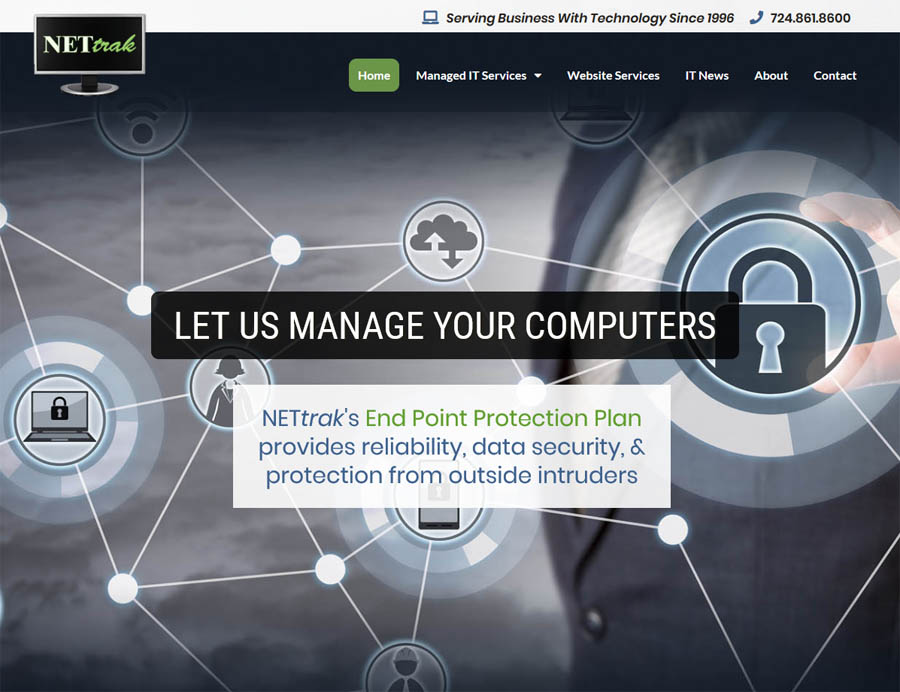 We are proud to unveil our brand new 2020 NETtrak website.