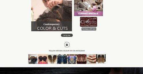 Artisan Colour Spa