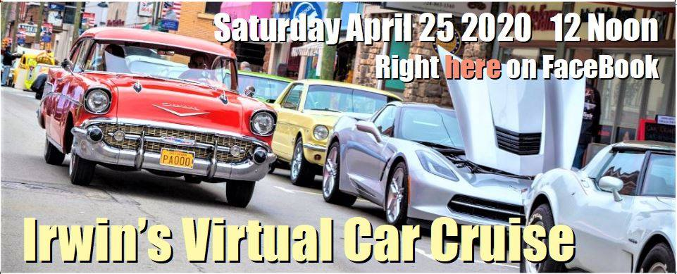 IBPA presents Irwin's Virtual Car Cruise (Watch the videos and POST a photo of your …